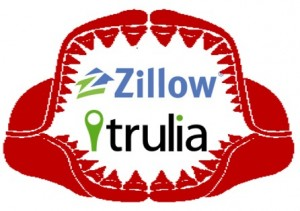 Zillow and Trulia Danger