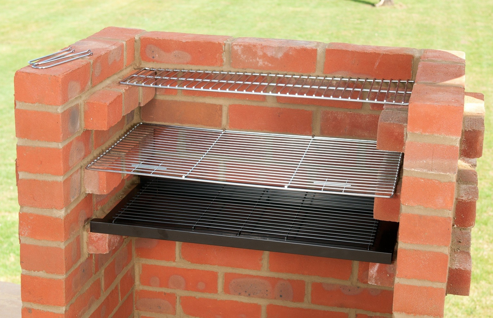 How To Build A Brick Barbecue Grill