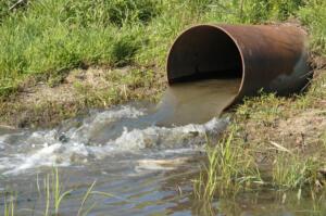 Run-off drain