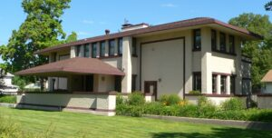 prairie architecture