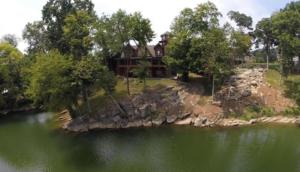 Log Cabin at Cherokee Hill
