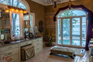 Lake Murray Peninsula Home Master Bath