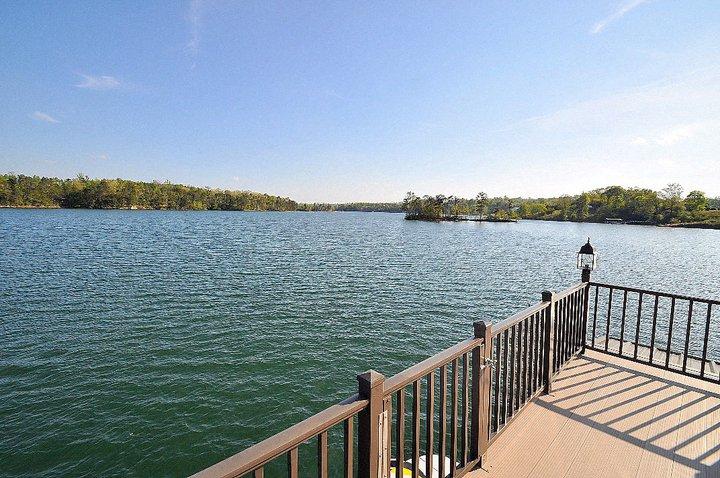 Smith Lake overlook