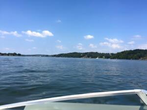 Ft Loudoun Lake view