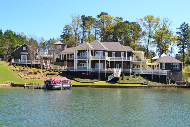 The 8 most expensive lake homes in alabama for Home builders in north alabama
