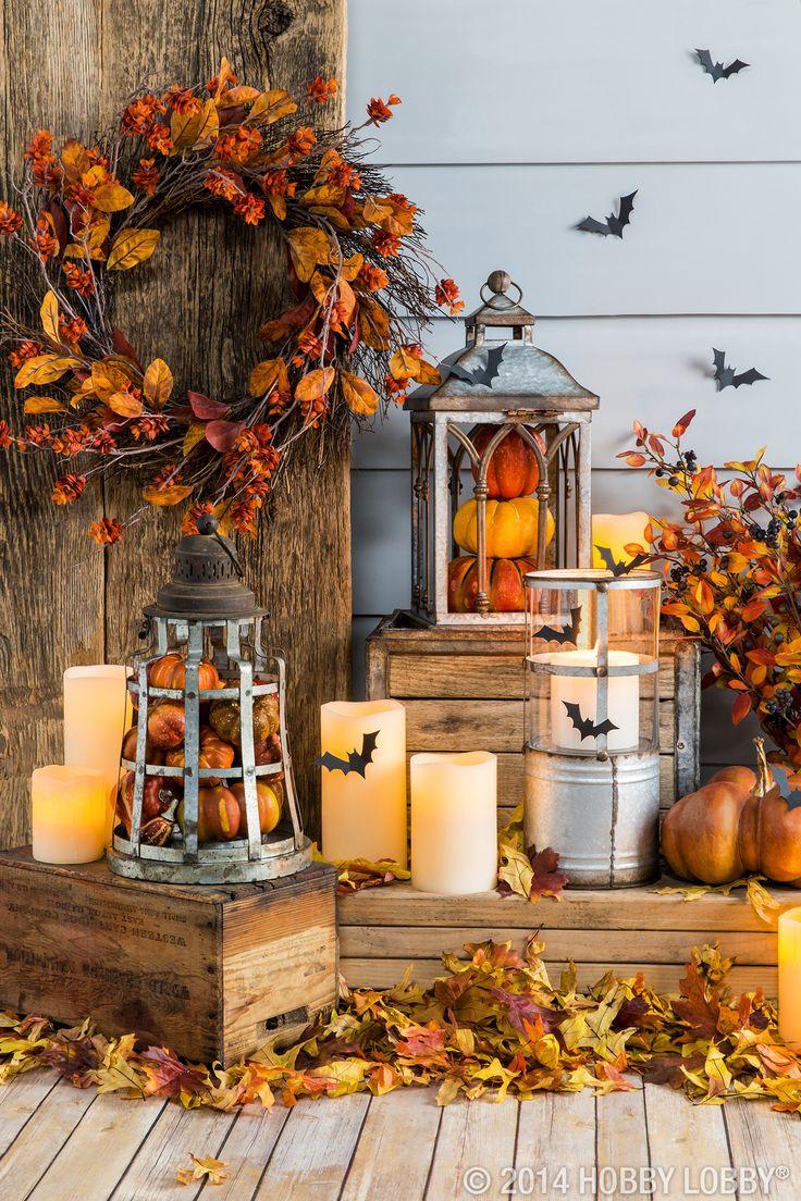 Delightful Fall Decorating