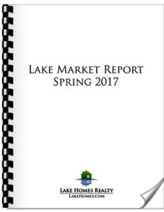 Lake Homes Realty - Lake Market Report Cover Image