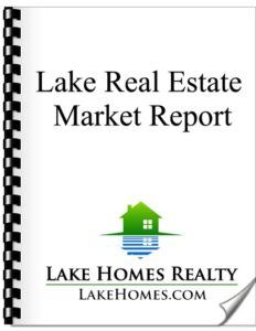 real estate market report cover page