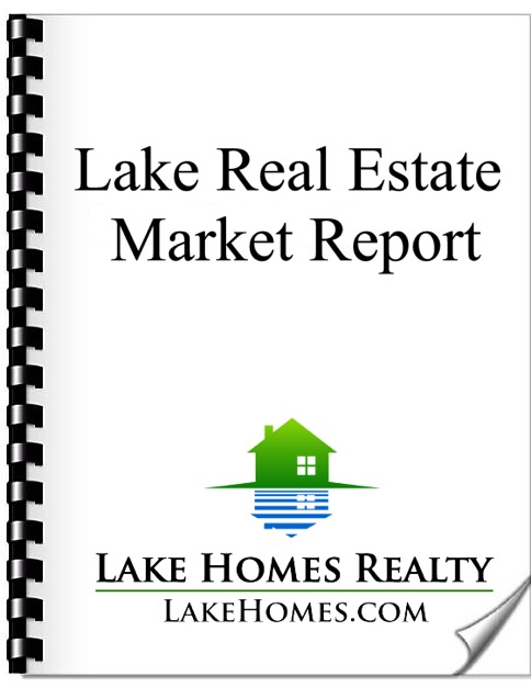Lake Homes Realty - Lake Market Report - Cover