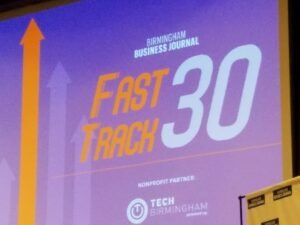 Birmingham Business Journal Fast Track 30