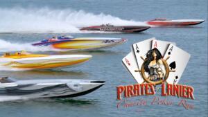 Lake Lanier Pirate Poker Run