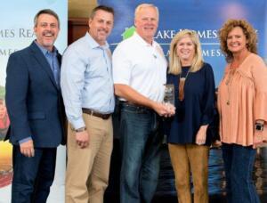 Lake Homes Realty Award Winning Agents