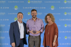 Lake Homes Realty CEO and COO with Justin Dyar