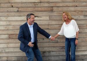 Glenn S. Phillips and Doris Phillips - Lake Homes Realty