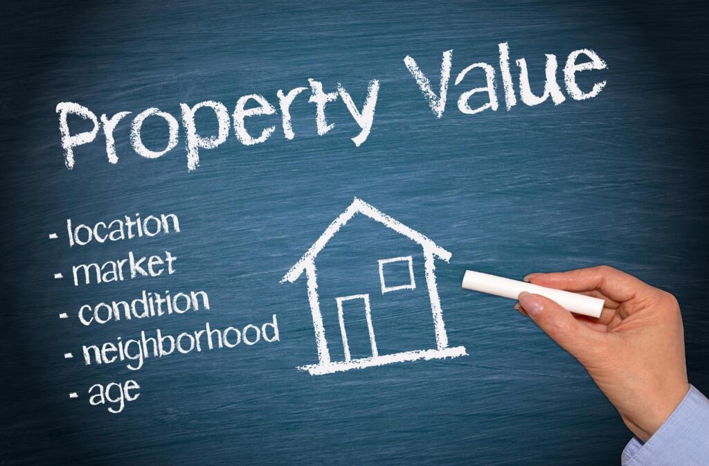 property value checklist; trust your appraiser, not an AVM