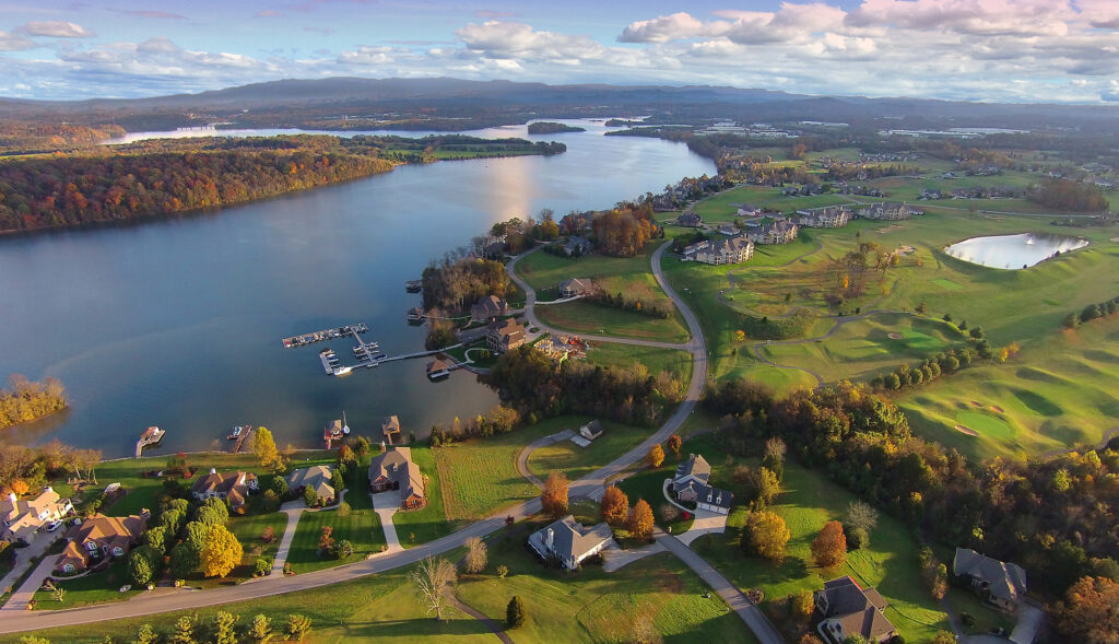 Tellico Lake, Tennessee, one of America's best retirement lakes