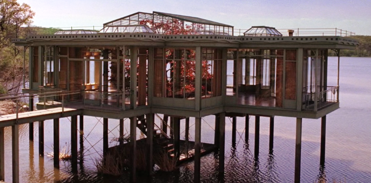 the lake house from the lake house movie sandra bullock
