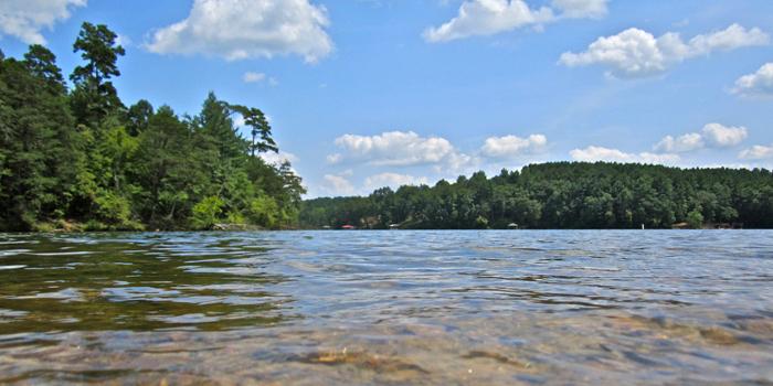 Lake Rhodhiss, North Carolina