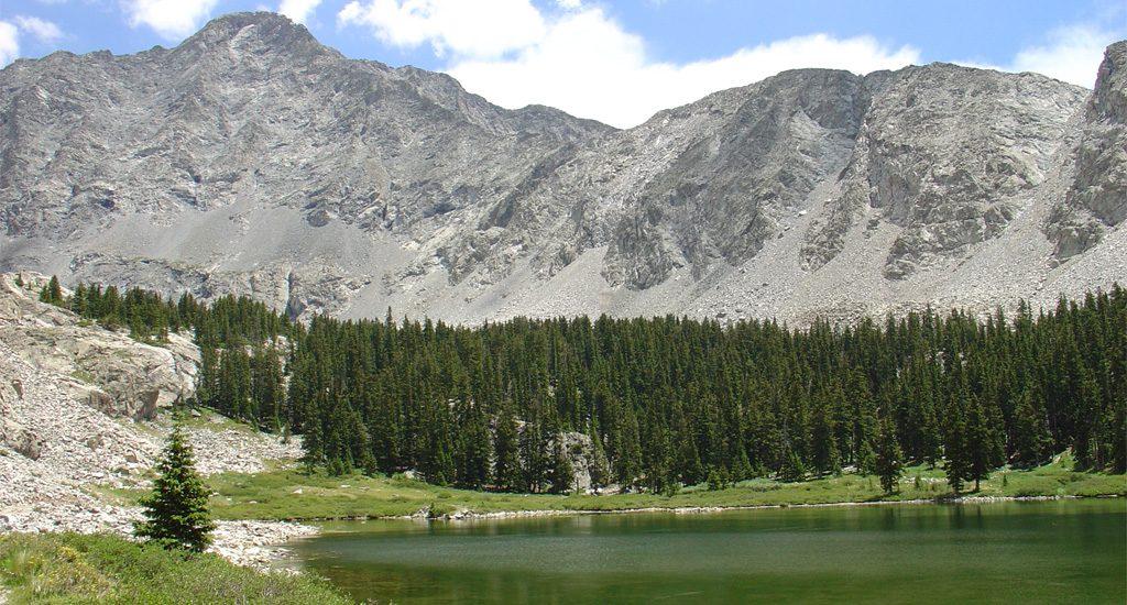 Winchell Lakes Blanca Peak