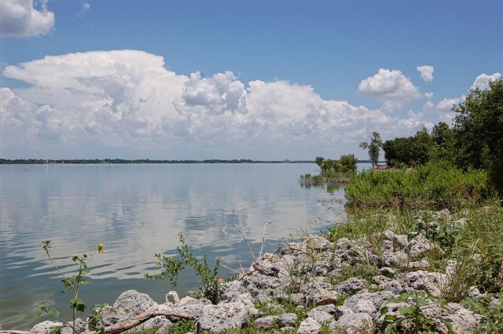 Lake Lavon view