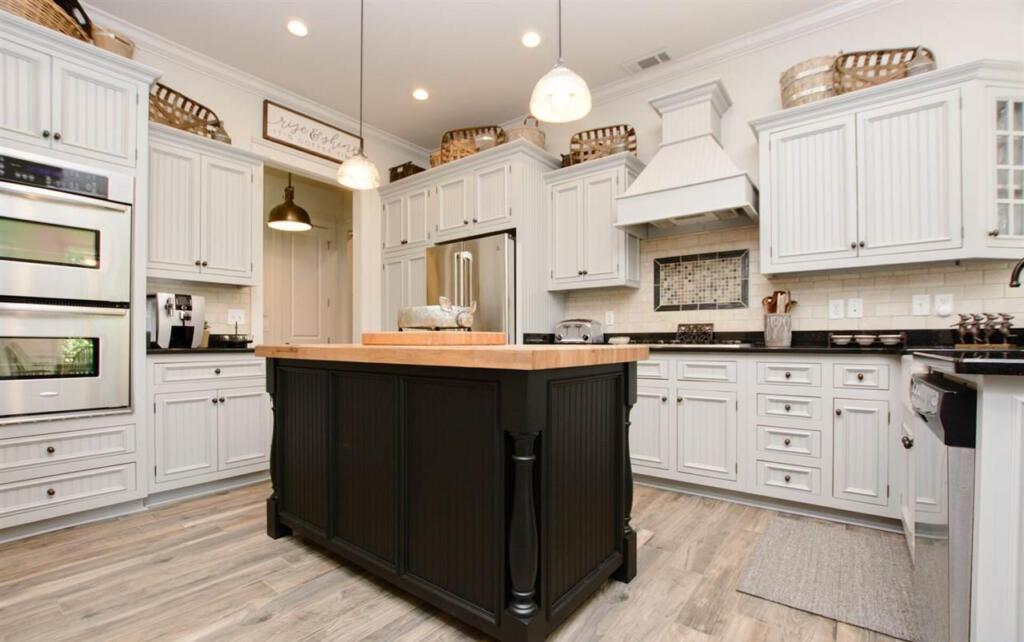Newly renovated lake house kitchen Lake Wedowee