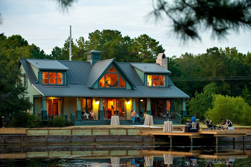 Lake House at Bulow lake house as a first home