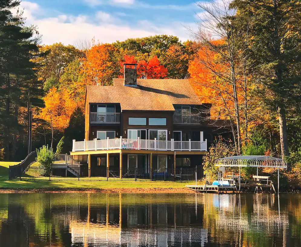 Buying a lake house as a first home