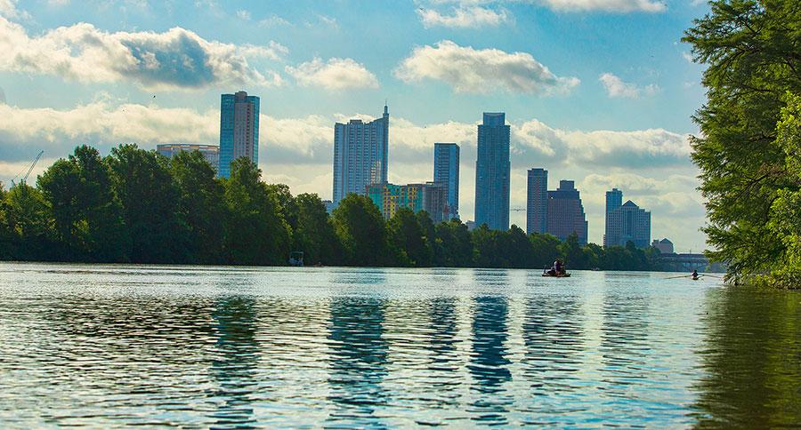 Texas Urban Lakes