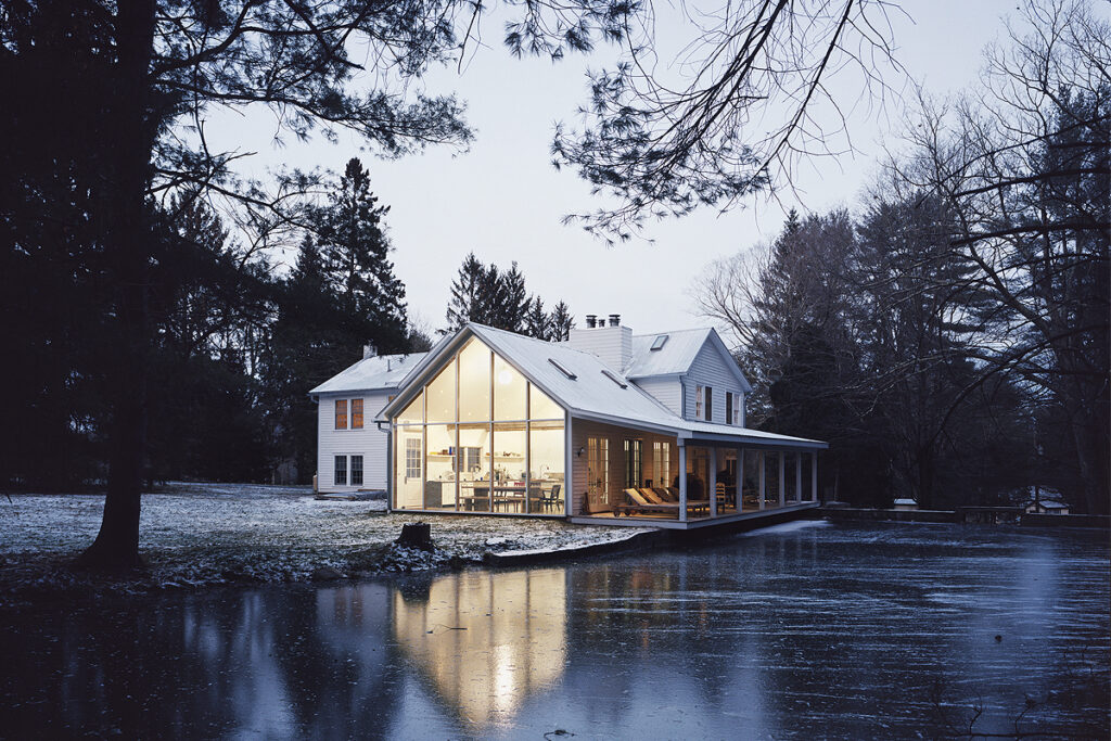 Winterize Your Lake Home Windows