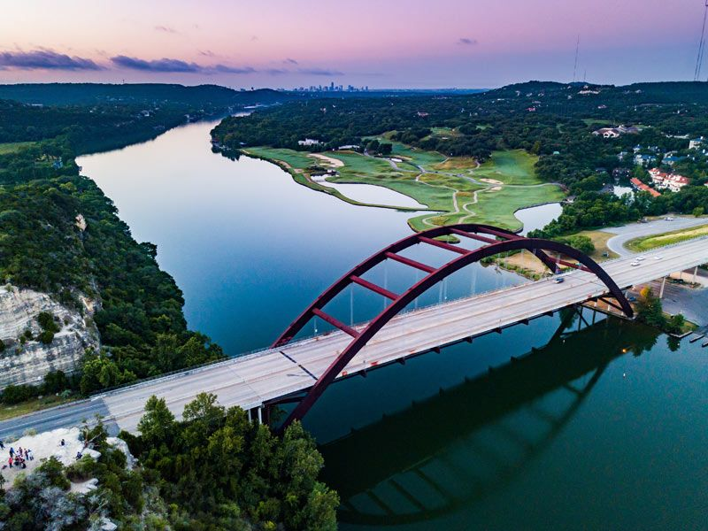 Lake Austin Urban Lake Texas