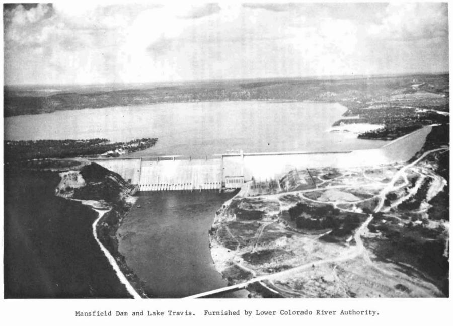 Mansfield Damn 1958