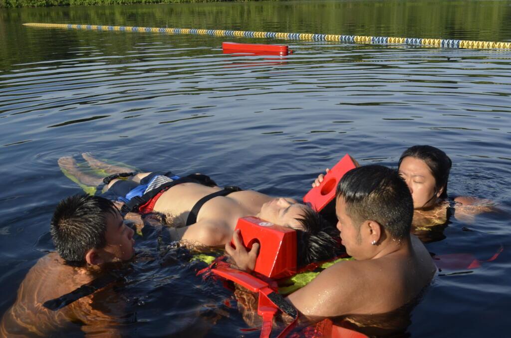 lifeguard training lake waterfront home-based business