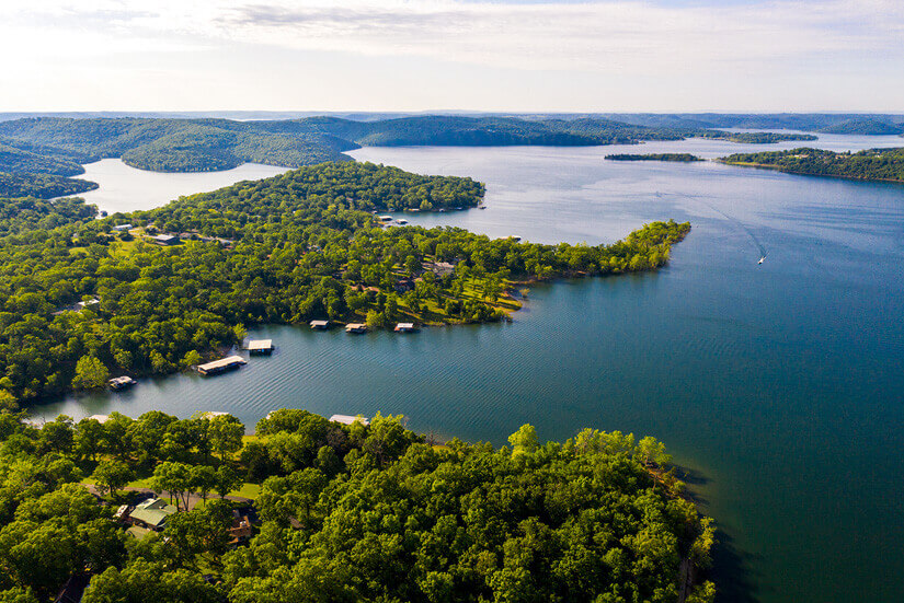 Most Affordable Lake Areas to Call Home