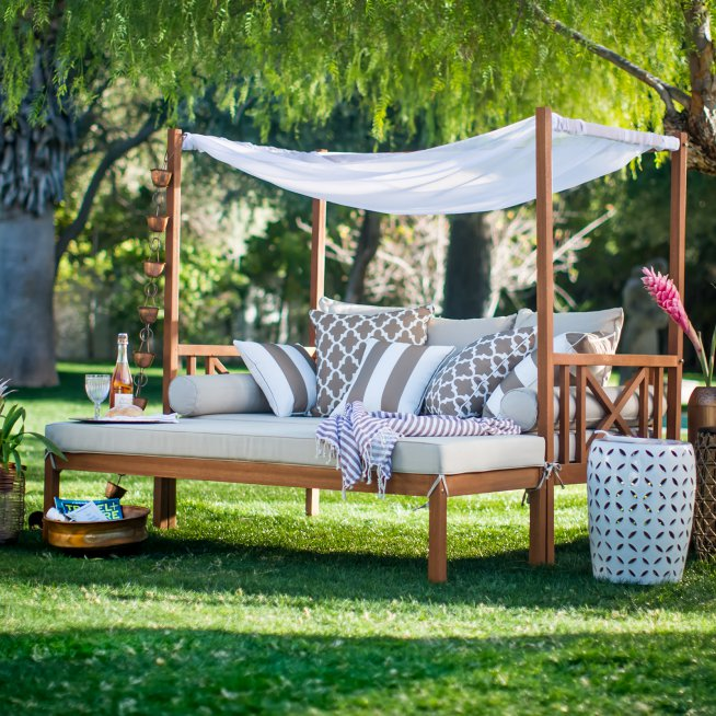 daybed hayneedle summer - outdoor furniture decor lake house