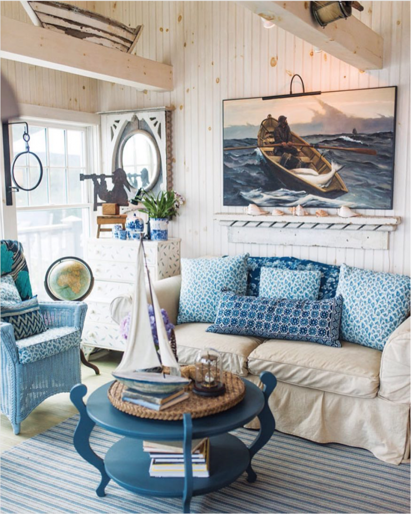From Colors To Crafts Using Diy Nautical Decor In Your Lake Home